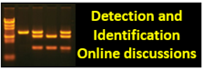 Online discussion on detection and identification of LMOs