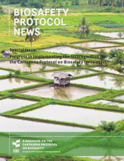 Biosafety Protocol Newsletter no. 12